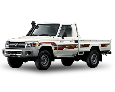 LAND CRUISER PICK UP